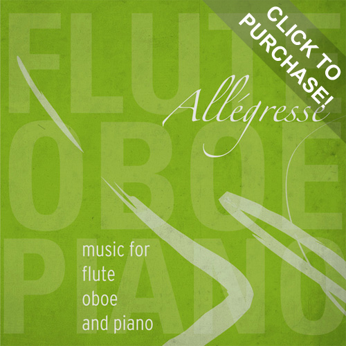 Allgresse CD cover-click image to purchase