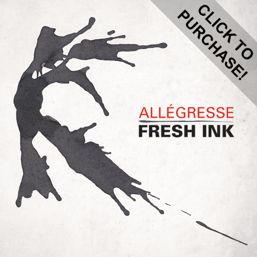 Fresh Ink CD cover-click image to purchase